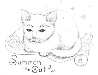 Summon the Cat by gusdefrog