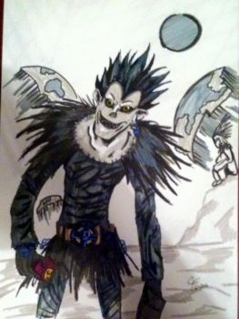 Ryuk by Omvoy