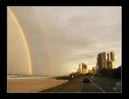 Double Rainbow by AEvision
