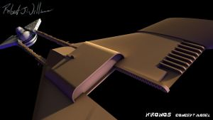 My Version Of Kronos 1 Study Model part 24 by XFozzboute