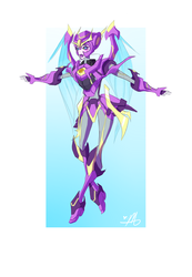 Solar TFP by VexyFate