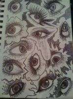 Abstract eye by meepy-sheepy