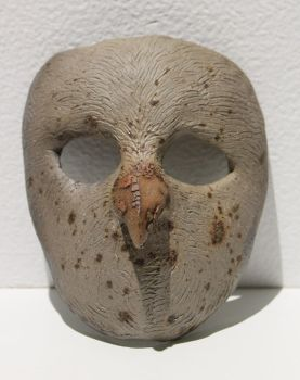 Clay Mask #3 by LimeGlass