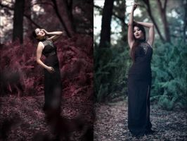 Queen of the Undone - Part I by Kendra-Paige