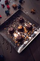 Chocolate Candies by Lleye