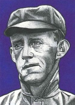Johnny Evers by JRosales1