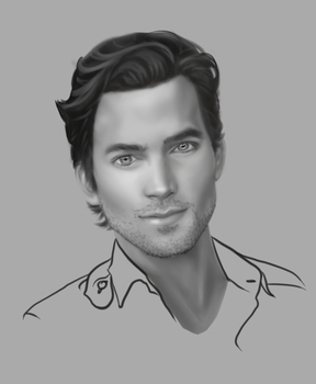 Matt Bomer by PocketFullOPoku