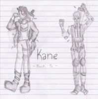 Kane by xDarkNecroFearx
