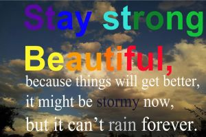 Stay Strong by TrishRDesigns
