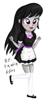 Octavia - maid uniform 7 by sumin6301