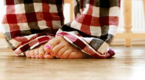 Pijama Delicious Little Toes by SelfshotYourFeet