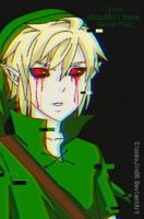 Ben-Drowned-Glitch_You_shouldn't_have_done_that by ClockyJin08