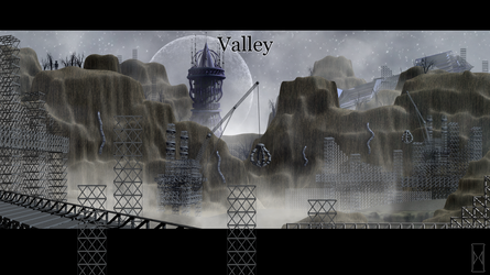 Valley (Part 5) by heavenly-roads