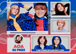 [PNG PACK #628] AOA - (SPAO) by fairyixing