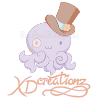 XDcreationz Octopus by Bon-Bon-Bunny