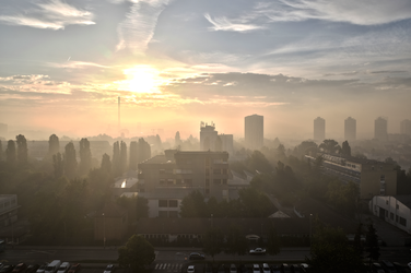 SMOG in the morning by frenky666