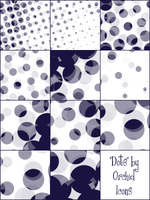 Dots 1 by orchidicons