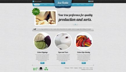 Sea Textile by sobot