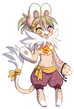 13 Terratrap - V1 - Plumeria USD AUCTION closed by QviCreations