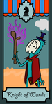 Expresso Tarot Card by ThermalTheorist