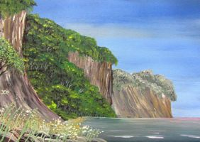714 Cliffs by mengenstrom