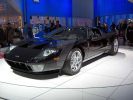 2005 Ford GT by Qphacs