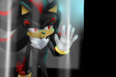 Shadow the hedgehog: Reminisce by xAstronx