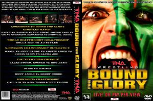 TNA Bound for Glory 2013,. by Spacehoper29