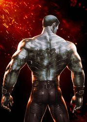 Marvel Colossus Tribute - Heavy Metal by Kanthesis
