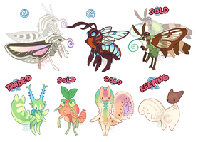 Bug Adopts -CLOSED- by ground-lion