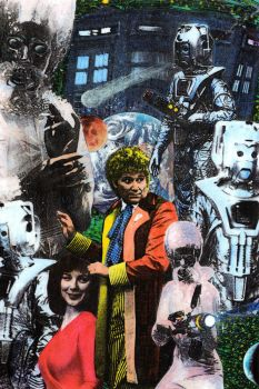 Dr Who - Attack of the Cybermen by mikedaws