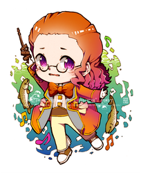 [CL] Chibi Schubert by PepperMoonFlakes