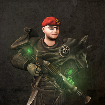 Northernlion - The scourge of the Mojave by Louis-Lux