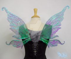 Nimue Fairy Wings Back by FaeryAzarelle