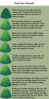 Pixel Tree Tutorial by D-e-n-a