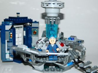 It's the TARDIS, and it's mine. by LinearRanger
