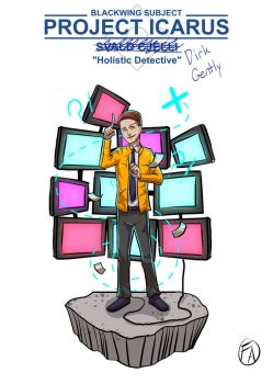 Dirk Gently - Project Icarus by Frarandez