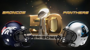 Super Bowl 50 Wallpaper by Nivrag69