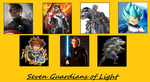 7 Guardians of Light by WOLFBLADE111