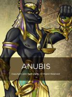 The Danly Series: Anubis by tremary