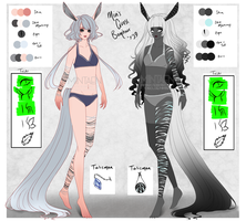 Bamharr Guest Adopts FTO [ - CLOSED TYSSSSM - ] by mintaen