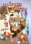 Commission: Cat-lateral Damage Cover by Foxhatart