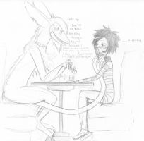 Dining with Rapture by Dr-Toxicity