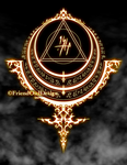 Sigil Adopt 02 | OPEN - Set Price by FriendOwlDesign