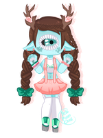 [c] - Idoodlechibis [mary chibi] by hello-planet-chan