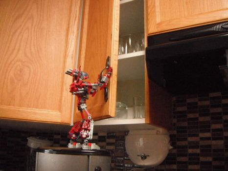 I'LL SLAM YOUR KITCHEN CUPBOARDS! by TheGigmagig