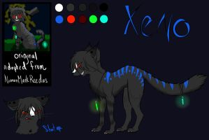 Xeno Reference by Springfeather