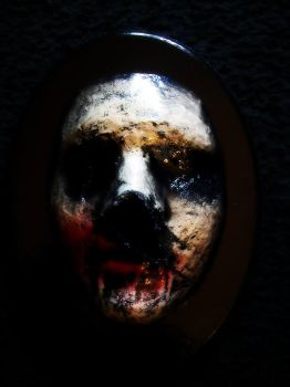 Death Mask by JohnnyHell666