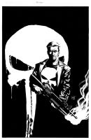 The Punisher by KenHunt