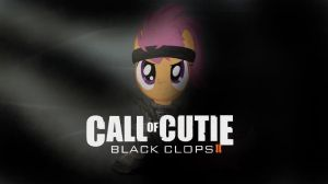 Call of Cutie Black clops II by jokootle